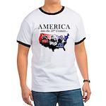 21st Century America Ringer T