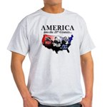 21st Century America Light T-Shirt