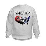 21st Century America Kids Sweatshirt