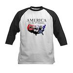 21st Century America Kids Baseball Jersey