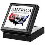 21st Century America Keepsake Box