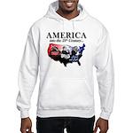 21st Century America Hooded Sweatshirt