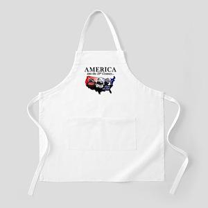21st Century America Apron