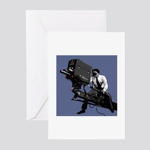 Cameraman Greeting Cards (Pk of 10)