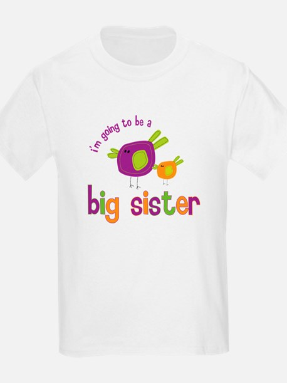 big sister t-shirts birdie T-Shirt