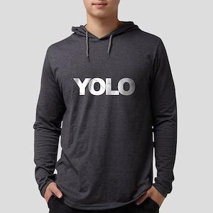 YOLO BLACK Long Sleeve T-Shirt