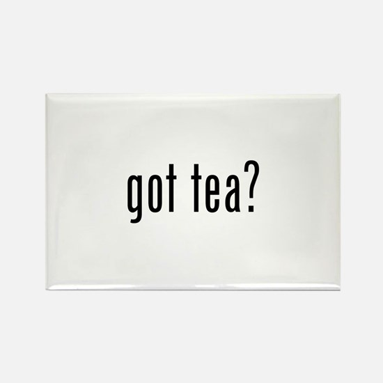 got tea? Rectangle Magnet (10 pack)