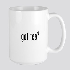 got tea? Large Mug
