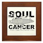 Soul Cancer Framed Tile