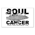 Soul Cancer Rectangle Sticker 10 pk)