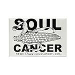 Soul Cancer Rectangle Magnet (100 pack)