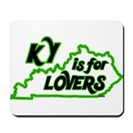 KY is for Lovers Mousepad