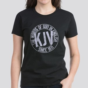 KJV 1611 Women's Dark T-Shirt