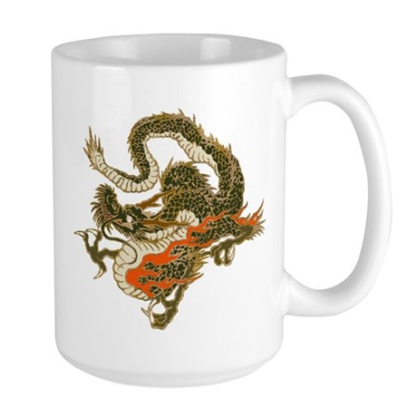 Dragon Large Mug