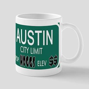 Austin,Tx -- T-Shirt Mug