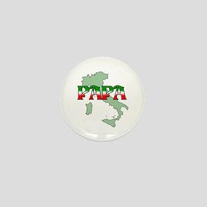 Papa Mini Button