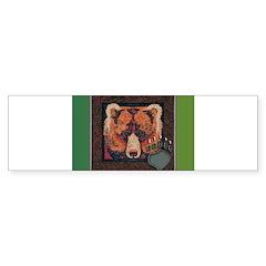 Harrington Bear Bumper Sticker (50 pk)