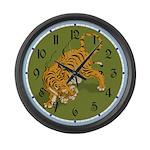 Asian Tiger Giant Clock