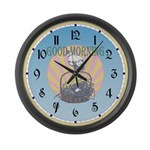 Good Morning Chicken Giant Clock