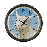 White Ewe Giant Clock