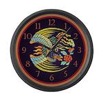 Firebird Giant Clock