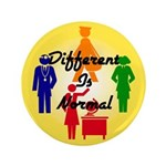 """Different Is Normal"" Big Button 4"