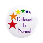 """Different Is Normal"" Big Button"