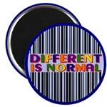 """Different Is Normal"" Magnet 6"