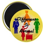 """Different Is Normal"" Magnet 4"