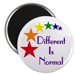 """Different Is Normal"" Magnet"