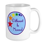"""Different Is Normal"" 15 Ounce Mug 3"