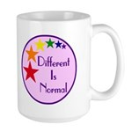 """Different Is Normal"" 15 Ounce Mug 2"