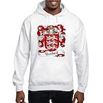 Bouchard Family Crest Hooded Sweatshirt