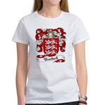 Bouchard Family Crest Women's T-Shirt