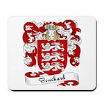 Bouchard Family Crest Mousepad