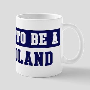Proud to be Woodland Mug