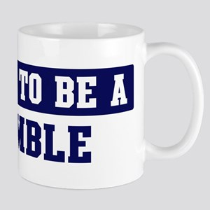 Proud to be Womble Mug