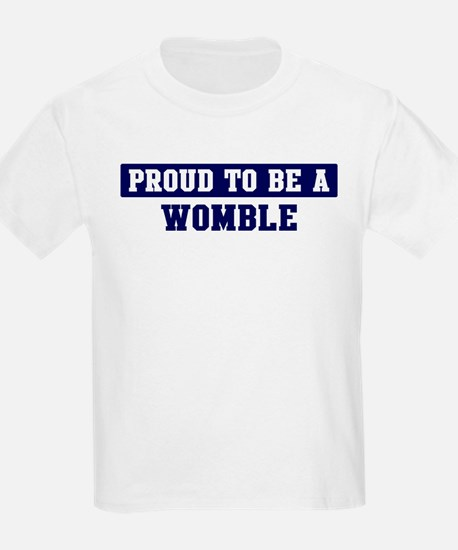 Proud to be Womble T-Shirt
