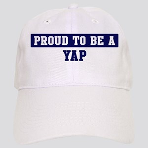 Proud to be Yap Cap