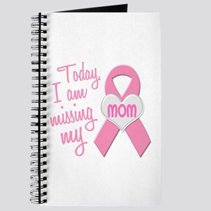 Missing My Mom 1 BC Journal
