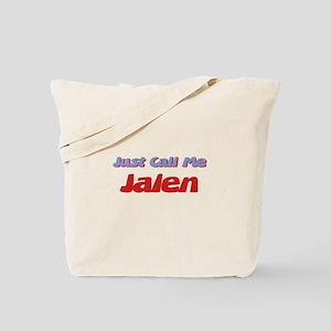 Just Call Me Jalen Tote Bag