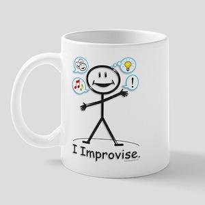 BusyBodies Improv/Comedy Mug