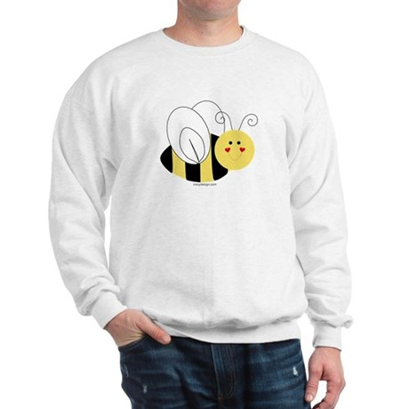 Cute Bee Sweatshirt