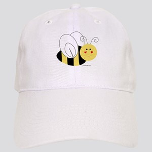 Cute Bee Cap
