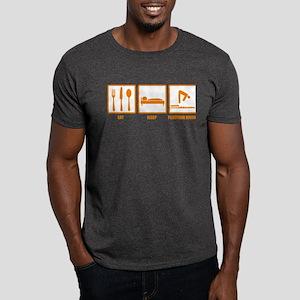 Eat Sleep Platform Diving Dark T-Shirt