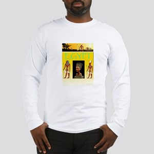 NEFERTITI. Long Sleeve T-Shirt