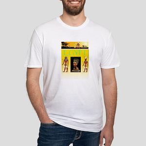 NEFERTITI. Fitted T-Shirt
