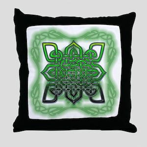 Celtic Design Throw Pillow