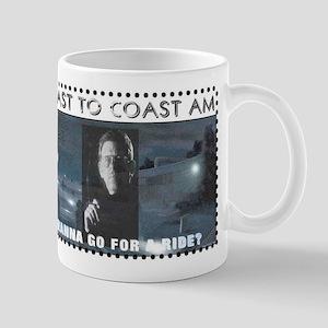 Wanna Go For A Ride Mug