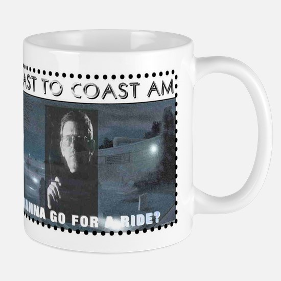 Wanna Go For A Ride Mug